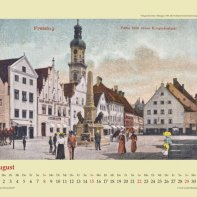 Kalender 2021-August