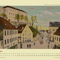 Kalender 2021-März