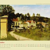 Kalender 2021-Oktober